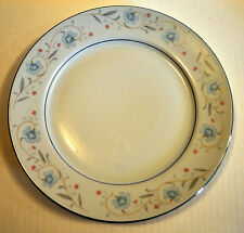 2 Fine China of Japan English Garden Dinner Plates