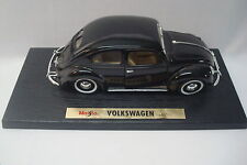 Maisto Volkswagen Export Sedan 1951 Special Edition 1:18 Black