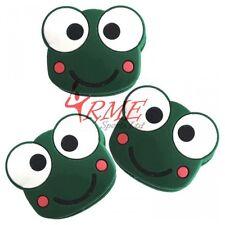 Pro's Pro Frog Tennis String Vibration Dampener 3 Pack