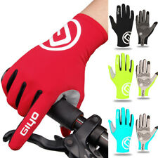 Giyo Cycling Gloves Full Finger Gel Sports Racing Road Bicycle Mittens Gloves