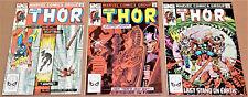 THOR #324, 326, 327 (Marvel 1982) High Grades