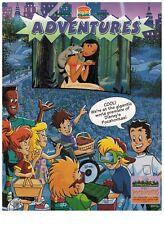 Burger King Kids Club Adventures DISNEY'S POCAHONTAS (Rare Magazine)