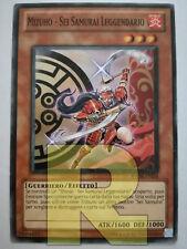 Mizuho - Sei Samurai Leggendario ® Comune ® STOR-IT024 ® Italiano ® EX