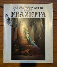 Frank Frazetta Book One -  1975 - Pan Books LTD/Regenstenier Press