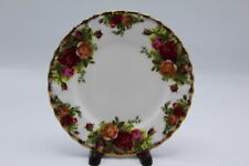 Vintage Royal Albert England Old Country Roses Bone China Bread & Butter Plate