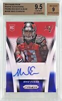 Mike Evans 2014 Panini Prizm Rookie Autograph Red White & Blue /100 BGS 9.5 Gem