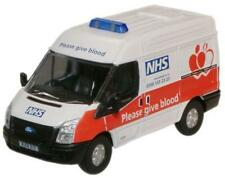 Oxford 76FT008 Ford Transit Swb Medie Tettuccio Nhs 1/76 Scala = 00 Gauge
