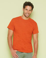 Gildan 5000 Mens Adult 100% Heavy Cotton  T-Shirt-Gents Shirts S-3XL Pack of 5