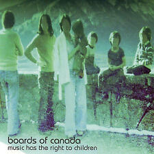Boards Of Canada Music Has The Right To Children 140gm 2x Vinyl LP Record! NEW!!