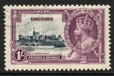 GRENADA SG148 1935 SILVER JUBILEE 1/= FINE USED
