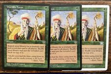 MTG Worldly Tutor Mirage  EX condition - 2 Available