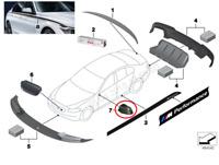 BMW 5 F10 Gauche Rétroviseur Housse M Carbone 51162291441 2015 Neuf Original
