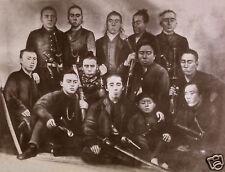 Japanese Imperial Army Tosa Domain Boshin War 1868 Japan 7x5 Inch Reprint Photo