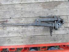 Antique Blacksmith Metalworking Post Leg Vise Tool Arthur J o'Leary & Son 40lbs