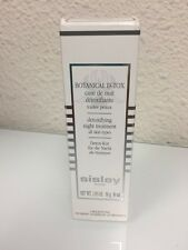 Sisley Paris Botanical D-Tox Detoxifying Night Treatment 30ml NEW OPEN BOX