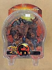 Mortal Kombat Series 1 GORO Figure Palisades Toy Midway RARE Collectible 2000