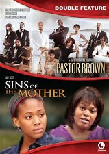 PASTOR BROWN + SINS OF THE MOTHER New Sealed DVD Lifetime