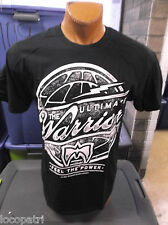 Mens Licensed WWE The Ultimate Warrior Feel The Power Shirt New L