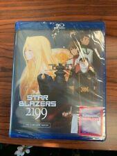 Brand New! Star Blazers 2199 - The Complete Series Blu-Ray W/Digital Copy