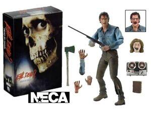 Action Figure Ultimate Ash Evil Dead 2 Dead by dawn 18 cm Neca