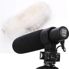 Aputure V-Mic D2 Condenser Shotgun MIC Microphone for DSLR Canon EOS 1D 60D 7D