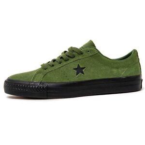 Converse One Star Pro Ox Men's Athletic Cypress Green Shoe Chuck Taylor Sneaker