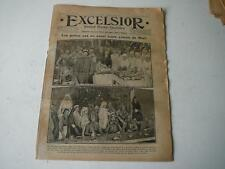 journal Excelsior 26 12 1916 Les poilus ont eu aussi leurs arbres de Noël