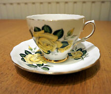Vintage Ridgway Potteries COLCLOUGH Bone China Cup & Saucer F1/7984