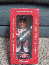 Detroit Red Wings Dominik Hasek Bobblehead 2002 Stanley Cup Champions Game Net