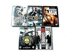 DOLPH LUNDGREN DVD BUNDLE 5 FILMS