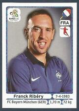 PANINI EURO 2012- #474-FRANCE-BAYERN MUNCHEN/MUNICH-FRANCK RIBERY