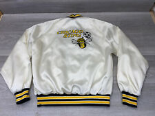 Vintage Rare NASL Chicago Sting Satin Jacket Size M