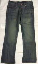 """Rock & Republic Johnny Jhnmp Women's Size 32"""" X 32"""" Bootcut Jeans Made In USA"""