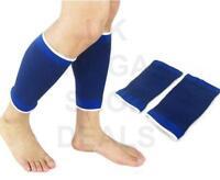 Calf support brace leg sleeve elasticated bandage pad wrap arthritis injury gym