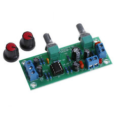 22Hz-300Hz Filter Plate Subwoofer Amplifier Preamp Board 2.1 3-Channel 10-24V DC