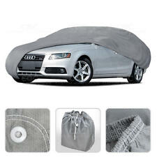 Car Cover for Audi A4 91-14 Outdoor Breathable Sun Dust Proof Auto Protection