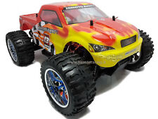 AUTO ELETTRICA BRUSHLESS RADIOCOMANDATA 2.4GHZ MONSTER EMXT-1 LIPO RTR 1-10 4WD