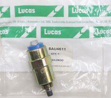 Land Rover 2.5D injector pump solenoid original Lucas BAU4611L fits other motors