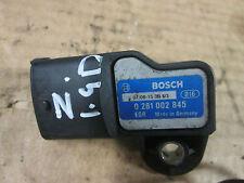 Vauxhall ZAFIRA 1.9 TDCI BOSCH Mappa Sensore 0281002845 2005-2009