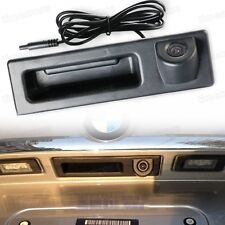 Car Trunk Handle CCD Rear View Backup Camera for BMW 3-Series F30 2012-2014 2013