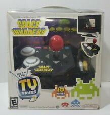 Space Invaders Plug and Play Two Button Arcade Style Joy Stick New In Box
