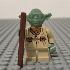 LEGO Star Wars Minifigure Vintage Yoda From Set 7103 - sw0051