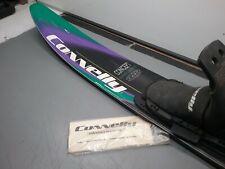 66' Connelly Concept Ceramic Graphite Slalom Water Ski w/ Original Owners Manual