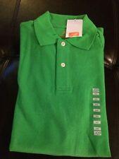 Nwt Mens Polo Bright Green Size Small Short Sleeve Joe Fresh Y13
