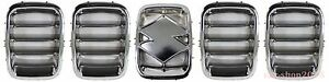 Front Grille Grill for SUZUKI Jimny 2002-2011 All Chrome
