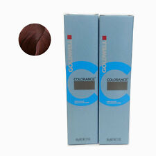Goldwell Colorance Demi Hair Color tube 2.1 oz 6R - Mahogany Brilliant *2 set*