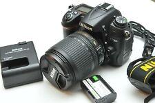 Nikon D7000 16.2 megapixels DSLR Camera with Nikkor 18-105mm f/3.5-5.6G ED Lens