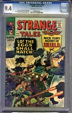 Strange Tales #145 CGC 9.4 NM Universal CGC #0098563034