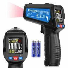 Infrare Thermometernon Contact Digital Laser Temperature Gun With Color Display