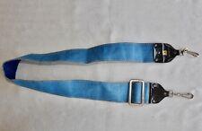 VINTAGE BLUE/NAVY SHOULDER NECK STRAP  USED *A18**